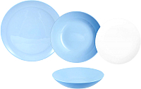 Набор тарелок Luminarc Diwali Color P5911 -