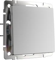 Кнопка звонка Werkel WL06-04-01 / a036908 (серебряный) -