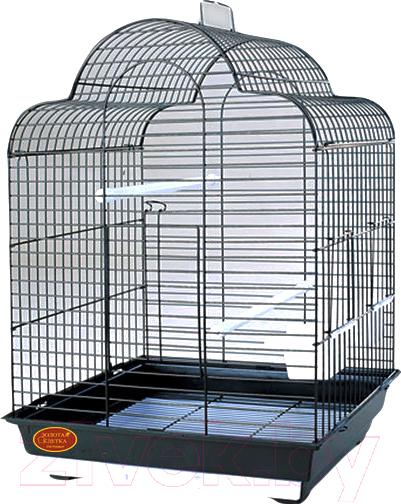 Купить Клетка для птиц Золотая клетка, 800, Китай, черный