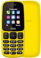 Мобильный телефон Inoi 101 (желтый) -