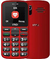 Мобильный телефон Inoi 107B (красный) -