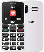 Мобильный телефон Inoi 107B (белый) -
