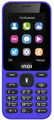 Мобильный телефон Inoi 239 (синий)