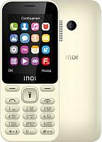 Мобильный телефон Inoi 241 (золото) -