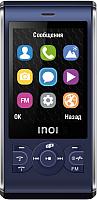 Мобильный телефон Inoi 249S (синий) -