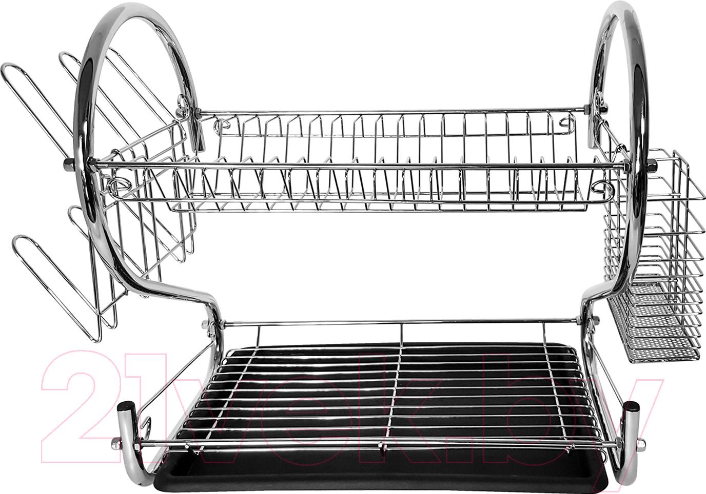 Купить Сушилка для посуды Tatkraft, Helga 10857, Эстония, зависит от партии поставки, пластик