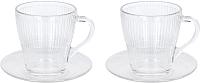 Набор для чая/кофе Luminarc Louison P3387 -