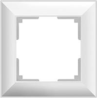 Рамка для выключателя Werkel WL14-Frame-01 / a038837 (белый) -