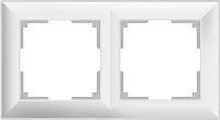 Рамка для выключателя Werkel WL14-Frame-02 / a038838 (белый) -