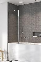 Стеклянная шторка для ванны Radaway Nes PND II 110 L / 10009110-01-01L -