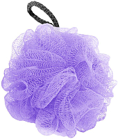 Мочалка для тела After Spa Bath and Shower Mesh Sponge Col 1 Purple -