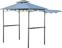Тент-шатер Testrut Dayton / 131832 (антрацит/сталь) -
