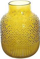 Ваза Tognana Sirte Design (22см, желтый) -