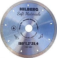 Отрезной диск алмазный Hilberg HM540 (152180) -