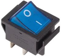 Выключатель клавишный Rexant ON-OFF 36-2331 (синий) -
