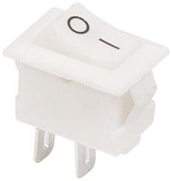 Выключатель клавишный Rexant ON-OFF Micro 36-2012 (белый) -