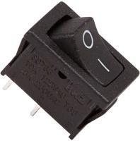 Выключатель клавишный Rexant ON-OFF Mini 36-2110 (черный) -
