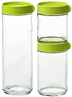 Набор контейнеров Glasslock IG-588/G -
