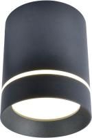 Точечный светильник Arte Lamp Elle A1909PL-1BK -