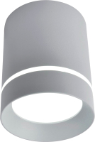 Точечный светильник Arte Lamp Elle A1909PL-1GY -