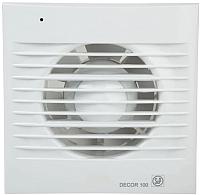Вентилятор вытяжной Soler&Palau Decor-100 CR / 5210002100 -