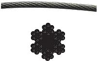 Трос Starfix SMP-53686-100 -