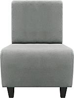 Кресло мягкое Brioli Руди Д (Luna 2) -