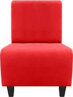 Кресло мягкое Brioli Руди Д (Luna 36) -