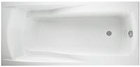 Ванна акриловая Cersanit Zen 180x85 / P-WP-ZEN180NL (с ножками) -