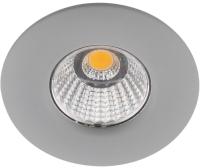 Точечный светильник Arte Lamp Uovo A1425PL-1GY -