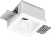 Точечный светильник Arte Lamp Invisible A9284PL-1WH -