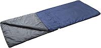 Спальный мешок Alaska Спасатель +15 СО (темно-синий) -