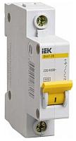 Выключатель автоматический IEK ВА 47-29 1Р 25А 4.5кА С / MVA20-1-025-C -