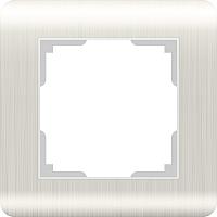 Рамка для выключателя Werkel WL12-Frame-01 / a040875 (перламутровый) -