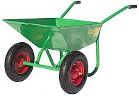Тачка КОМ ТСР-2 (полиуретановые колеса) -
