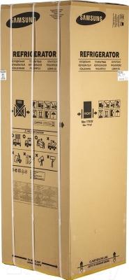 Холодильник с морозильником Samsung RB33J3400WW/WT