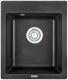 Мойка кухонная Granula GR-4201 (черный) -