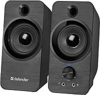 Мультимедиа акустика Defender SPK-190 / 65190 (черный) -