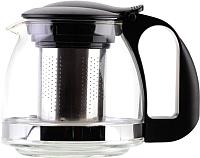 Заварочный чайник Walmer Aster / W15006070 (черный) -