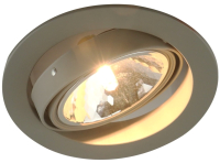 Точечный светильник Arte Lamp Apus A6664PL-1GY -