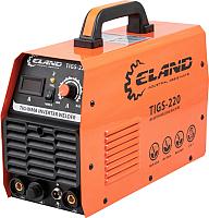 Инвертор сварочный Eland TIGs-220 -