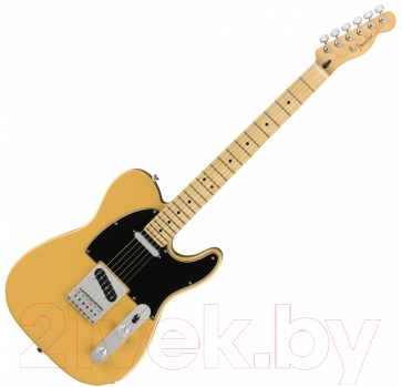 Купить Электрогитара Fender, Player Telecaster MN Butterscotch Blonde, Китай