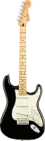 Электрогитара Fender Player Stratocaster MN Black -