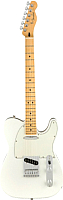 Электрогитара Fender Player Telecaster MN Polar White -