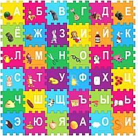 Коврик-пазл Играем вместе Маша и медведь / FS-ABC-03-MM -