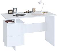 Письменный стол Сокол-Мебель СПМ-19 (белый) -