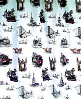 Шторка-занавеска для ванны Miranda Istanbul -