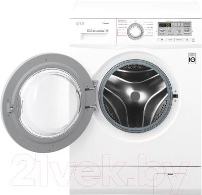 Стиральная машина LG FH0M7WDS