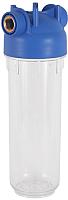 Магистральный фильтр Аквабрайт Slim Line АБФ-10-34 -