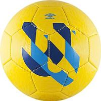 Футбольный мяч Umbro Veloce Supporter / 20981U-GZV (размер 5, желтый/синий/темно-синий) -